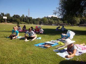 V Šentvidu pri Stični bodo potekale slikarske počitnice v naravi