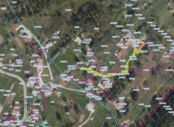 Začela se bo obnova javne poti Ambrus – Kamni Vrh pri Ambrusu