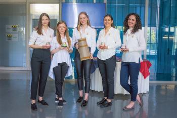 Občanka del zmagovalne ekipe tekmovanja Ecotrohpelia Slovenija