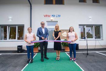 Vrata odprl prvi koncesijski vrtec v občini Ivančna Gorica Vrtec pod Lipo