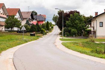 Obvestilo krajanom o začetku rekonstrukcije ceste Šentvid – »Goli Vrh«