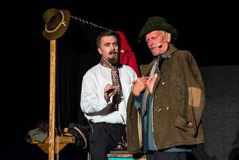 FOTO: Premiera gledališke igre Sin slovenskega naroda na Jurčičevi Muljavi