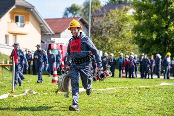 V Višnji Gori in Kriški vasi je potekalo občinsko gasilsko tekmovanje