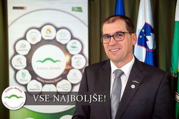 Danes praznuje svoj okrogli življenjski jubilej, župan Dušan Strnad.