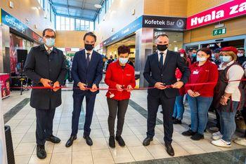 V Ivančni Gorici odprli prenovljen Mercatorjev supermarket