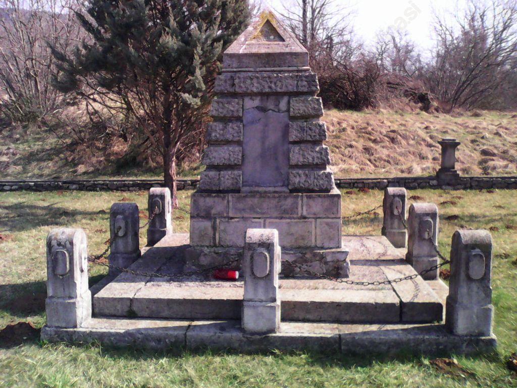 vojaško pokopališče I sv. vojna
