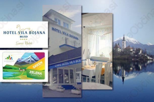 GARNI HOTEL VILA BOJANA BLED
