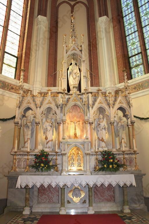 Glavni oltar Sv. Martina