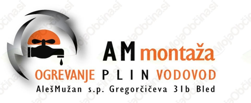AM MONTAŽA, STROJNE INŠTALACIJE, ALEŠ MUŽAN, S.P.