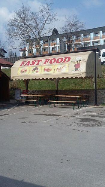 Fast food STARI TIGER
