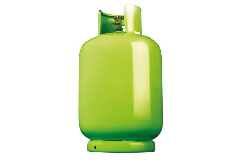 Možnost brezplačne dostave zelene jeklenke