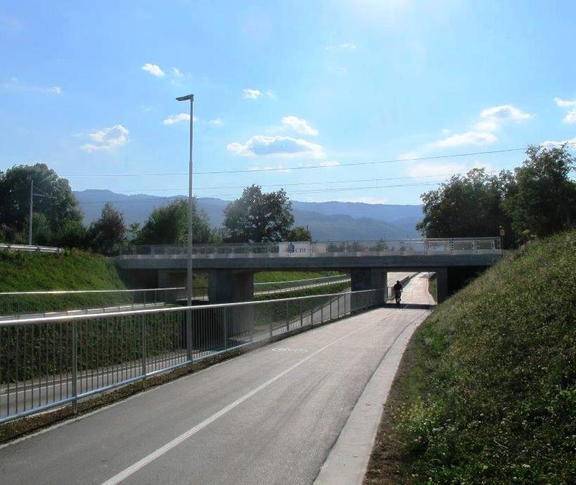 Vabilo na odprtje nove kolesarske povezave in kolesarski izlet