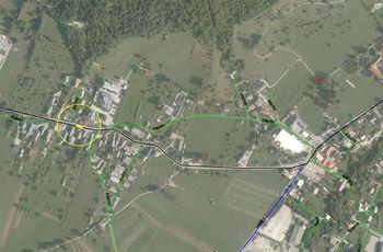 Obvestilo o delni zapori odseka državne ceste Žirovnica - Begunje