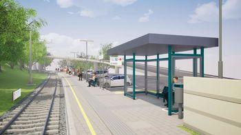 Občinski projekti ob nadgradnji železniške proge