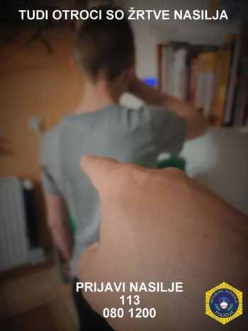 Preventivne aktivnosti policije za preprečevanje nasilja v družini