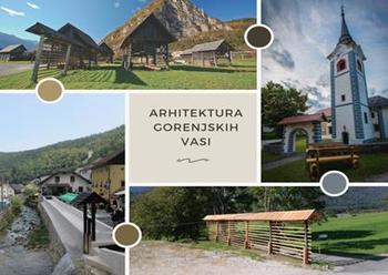 Arhitektura gorenjskih vasi – vabilo na zaključni dogodek