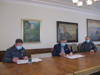 Sredstva za zaščito in reševanje ter javno gasilsko službo v letih 2021 in 2022