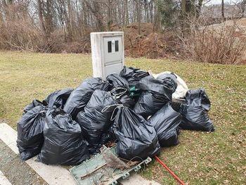 Spomladansko čiščenje okolja