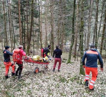 Dodatna sredstva za gorske reševalce
