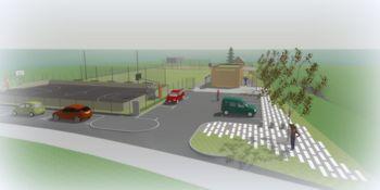 V Športnem parku Vrbnje bo zgrajen še večnamenski objekt