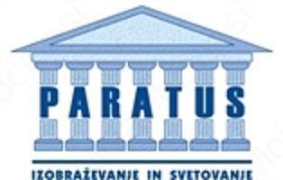 PARATUS izobraževanje in svetovanje d.o.o.