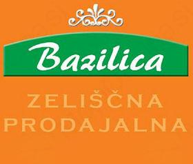 BAZILICA-ZEL, ZELIŠČNA PRODAJALNA