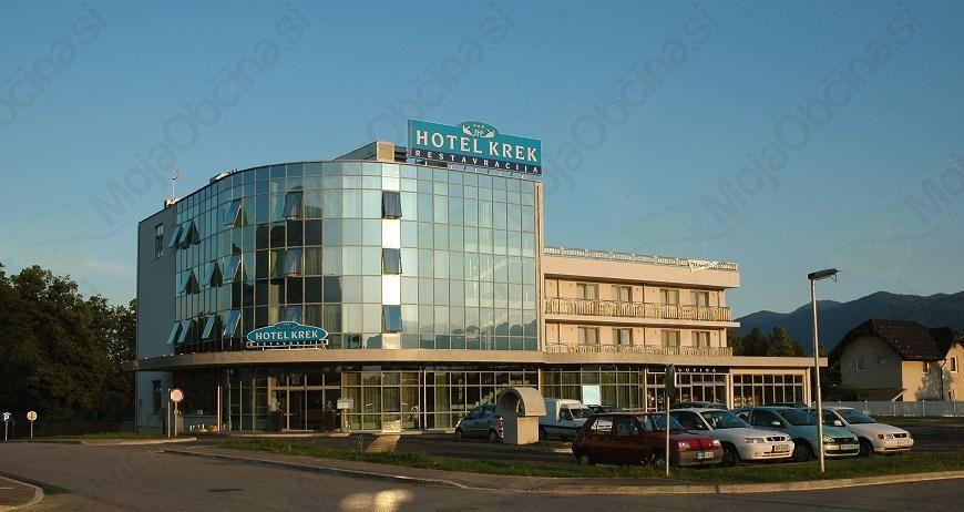 Hotel & Restavracija Krek, Trgovina Krek