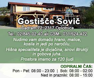 GOSTIŠČE SOVIČ, NADA SOVIČ S.P.