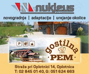 NUKLEUS TRGOVINA IN STORITVE D.O.O.