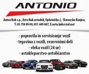 AVTO SERVIS KUK ANTON KUK S.P.