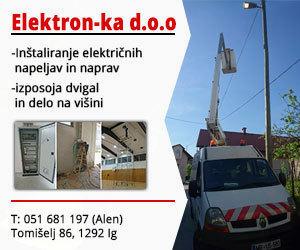 ELEKTRON-KA ELEKTROINŠTALACIJE D.O.O.