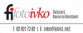 FOTO IVKO, ZALOŽBA IN GRAFIČNI STUDIO, KARMEN KOGAL S.P.