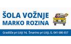 UČITELJ VOŽNJE MARKO ROZINA S.P.