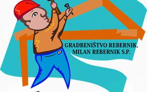GRADBENIŠTVO REBERNIK, MILAN REBERNIK S.P.