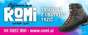 Trgovina Romi