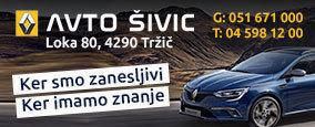 AVTO ŠIVIC SERVIS IN TRGOVINA D.O.O.
