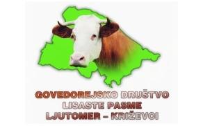 GOVEDOREJSKO DRUŠTVO LISASTE PASME LJUTOMER - KRIŽEVCI