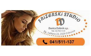 DOBNIK DANICA S.P. - FRIZERSKI STUDIO DD