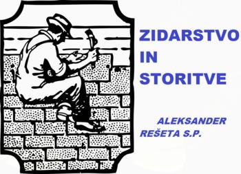 ZIDARSTVO IN STORITVE Z ROVOKOPAČEM ALEKSANDER REŠETA S.P.