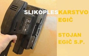 SLIKOPLESKARSTVO EGIČ STOJAN EGIČ S.P.