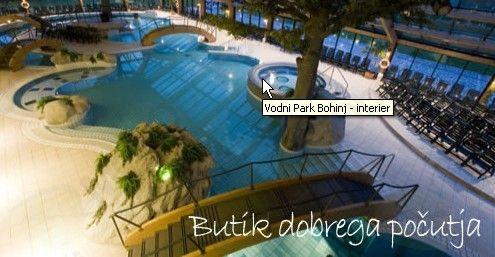 Bohinj vodni park-Bohinj park hotel, MPM D.O.O.