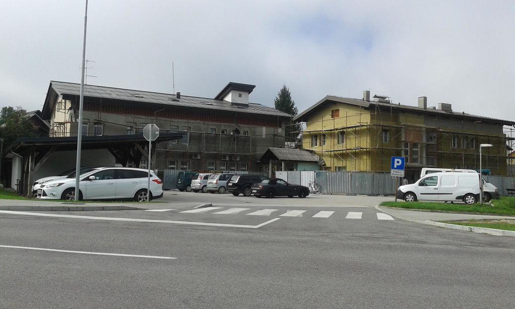 Energetska sanacija Občinske stavbe in Zdravstvenega doma