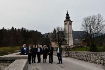 Obisk delegacije iz Črne gore