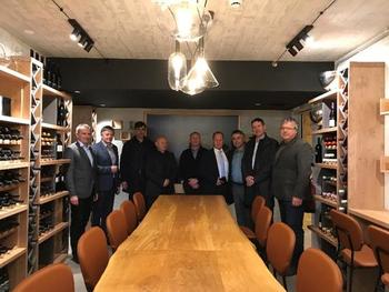 Delovno srečanje županov Zgornje Gorenjske s predstavniki Slovenskih železnic