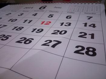 Podaljšanje razpisnih rokov