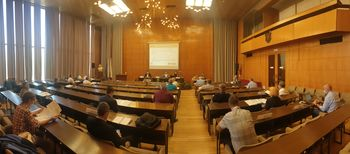 Svet gorenjske regije se je sestal na svoji tretji letošnji seji
