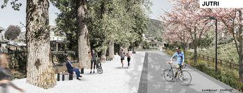 Zbiranje predlogov ureditve javne površine ob potoku Belca v Bohinjski Bistrici