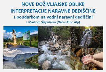 Izobraževanje za interpretacijo naravne dediščine