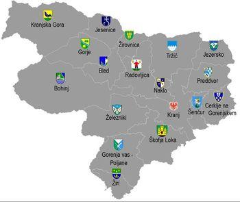 Svet gorenjske regije - Gorenjci smo visoko delovno aktivni in imamo visoko izobraženo delovno silo