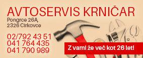 AVTOSERVIS KRNIČAR, BOŠTJAN UNUK, S.P.